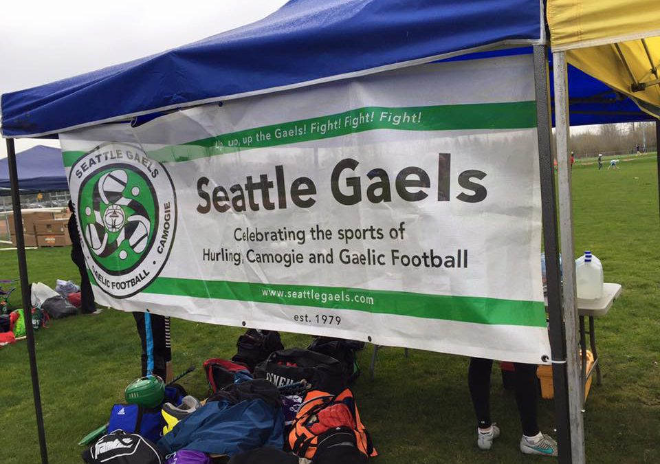 2017 Seattle Gaels Open Field Day